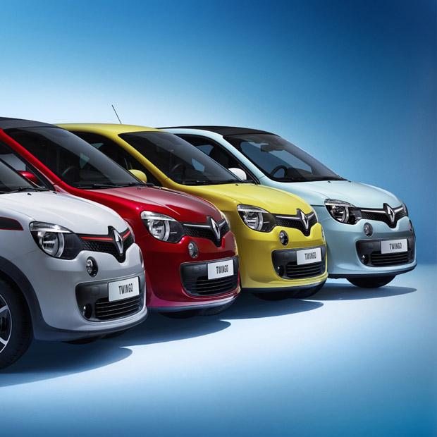 Έντυπα Μοντέλων Renault